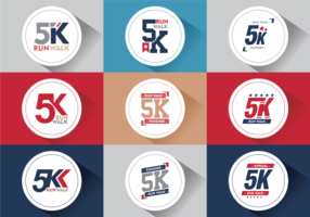 5k Labels Vector