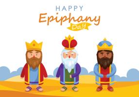 Epiphany Vector Illustration