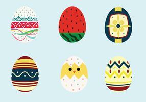 Easter Egg Vector Pack