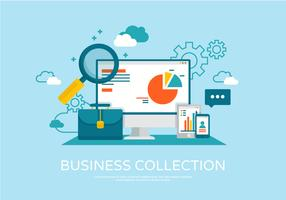Business Vector Illustration