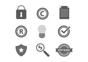 Livre de direitos autorais Icons Vector