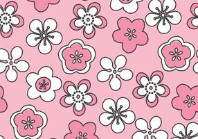 Pink Blossoms Pattern