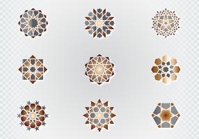Arabic Ornamental Symbols