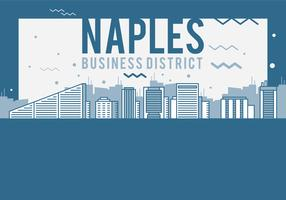 Naples Cityscape