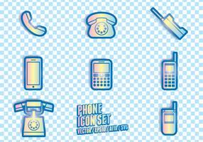 Phone Icon Symbols