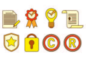 Icon Of Copyright