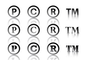Black Copyright Symbol