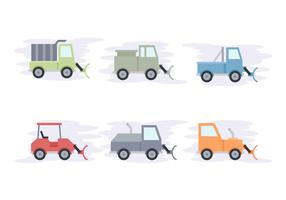 Free Snow Plow Vectors
