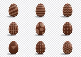 Chocolate Eggs Decoration