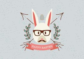 Happy Easter Element Vector