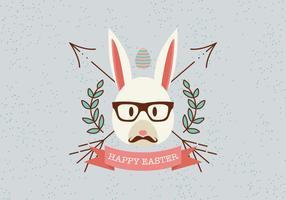 Happy Easter Element Vector