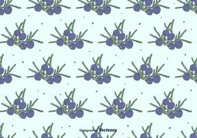 Hand Drawn Juniper Pattern