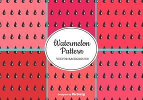 Watermelon Pattern Set