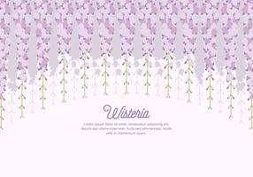 Wisteria Background