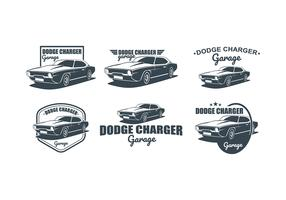 Dodge Charger Logo Free Vector