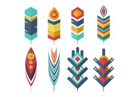 Free Feather Vector Collection