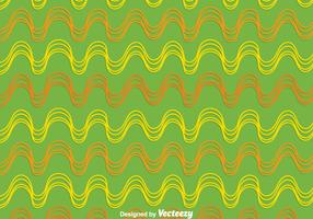 Green Copacabana Pattern Vector
