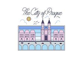 Free Prague Vector