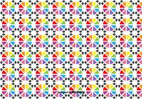 Vector Geometric Shapes Pattern