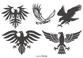 Vinatge Eagle Shapes Collection