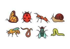 Insect Vector Pack