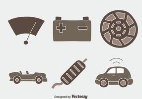 Car Element Vectors
