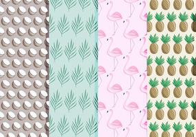 Vector Tropical Pattern Set