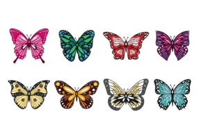Mariposa Vectors
