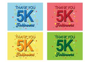 5K Followers
