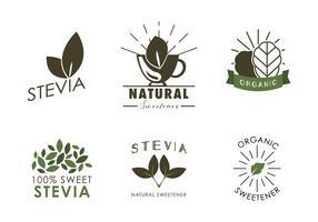 Stevia Natural Vector