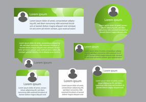 Testimonials Quote Design Template