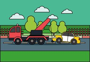 Roadside Assistance Vector