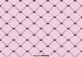 Vector Cute Butterfly Seamless Pattern