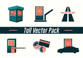 Toll Vector Pack