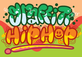 Graffiti Hip-Hop Culture Letter