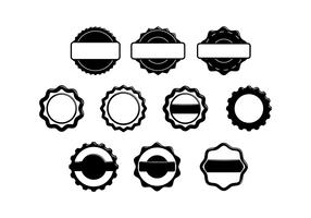 Free Stamp Flat Vector