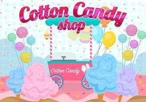 Candy Floss Land