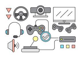 Free Gaming Icons