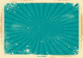 Retro Style Grunge Background
