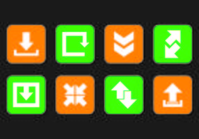 Set Of Update Icons