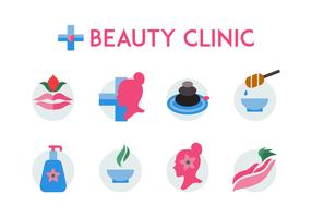 Free Beauty Clinic Icon