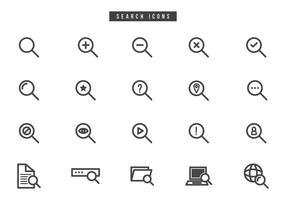 Free Search Vectors