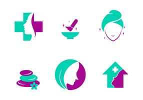 Beauty Clinic Logo Vector