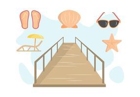 Free Outstanding Boardwalk Vectors