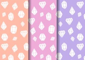 Free Sparkly Gems Pattern