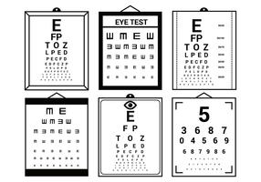 Eye Test vector set