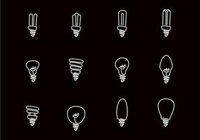 Hand Drawn Light Bulb