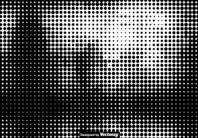 Vector Halftone Template