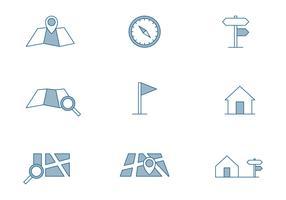 Map Symbol Icon