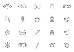 Free Optometry Vectors